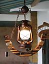 Lumini pandantiv ,  Vintage Țara Altele Caracteristică for LED Metal Sufragerie Dormitor Intrare Coridor Garaj
