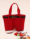 1pc noel pere noel sac claus pantalon jarretelle bonbon decoration cadeau de vacances de diner