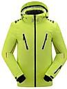 Tenue de Ski Anorak pour Ski/snowboard Homme Tenue d\'Hiver Polyester Couleur Pleine Vetement d\'HiverGarder au chaud / Pare-vent /