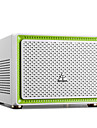 USB 2.0 spel diy datorväska stöd ITX / MicroATX