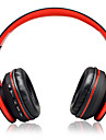 Kubite KUBT STN-818 Casques (Bandeaux)ForLecteur multimedia/Tablette / Telephone portable / OrdinateursWithAvec Microphone / Reglage de