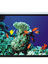 Auto-blocare manuala ecran de proiectie 84 inch ecran high-definition