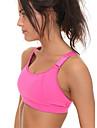 Sport®Yoga Sportbehåar Underkläder Överdelar Andningsfunktion Len 3D Tablett Sömlös Hög Elasisitet FotbollströjorYoga Pilates Motion &