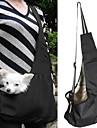 Pisici Câine Portbagaje & rucsacuri de călătorie Geantă Mică Umăr Animale de Companie  Coșuri PortabilVerde Albastru Dungi Roșu/alb