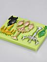 1 CuissonPapier a cuire / Poignees / Ecologique / Nouvelle arrivee / Grosses soldes / Cake Decorating / Baking Outil / Haute qualite /