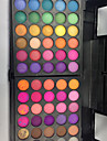 180 fard a paupieres palette de maquillage quotidien sec / maquillage Halloween / maquillage parti