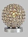 Lampes de bureau - Moderne/Contemporain/Nouveaute - Metal - Cristal