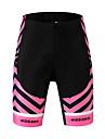 Wosawe® Cuissard Rembourre de Cyclisme Femme Etanche Respirable Anti-transpiration Velo Cuissard  / Short Spandex Polyester Classique