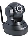 Foscam fi8918w trådlöst / trådbundet pan& tilt ip / nätverkskamera med 8 meter mörkerseende och 3.6mm lins