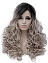 europa vind gatu nattklubb föreställningar färg miljoner med en partiell peruk.
