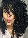 svart peruk Peruker för kvinnor Svart kostym peruker cosplaya peruker