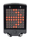 Cykellyktor LED LED Cykelsport Fjärrkontroll / Laddningsbar / Kompakt storlek / Nödsituation 50~100 Lumen Batteri / USB