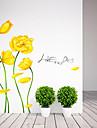 Animale / Botanic / Natură moartă Perete Postituri Autocolante perete plane Autocolante de Perete Decorative,PVC MaterialDetașabil /