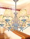 3W-30W Ljuskronor ,  Modern / Traditionell/Klassisk / Rustik Målning Särdrag for Ministil / designers MetallLiving Room / Bedroom /