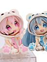 Vocaloid Hatsune Miku PVC 7cm Figures Anime Action Jouets modele Doll Toy