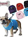 Hundar Selar Justerbara/Infällbar Andningsfunktion Solid Röd Svart Blå Rosa Purpur Nät