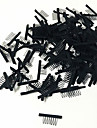 Clips Clips Wig Accessories Plastic 40 Outils Perruques