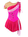 Robe de Patinage Femme Sans manche Patinage Jupes & Robes / Robes Haute elasticite Robe de patinage artistique Respirable / Vestimentaire