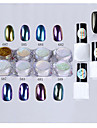 13pcs Nail Art Decoration strass Perles Maquillage cosmetique Nail Art Design