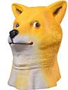 Masques d\'Halloween / Masque des animaux Shiba Inu Dog Head Deco de Celebrations Halloween / Mascarade 1PCS