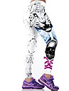 Feminin Imprimeu Legging,Polyester Spandex