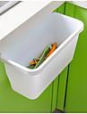 mural boite de rangement suspendu poubelle pp rectangle (couleur aleatoire)