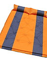 Others Fuktighetsskyddad / Vattentät Uppblåsbar Madrass / Camping Dyna / Picknick underlag Röd / Blå / Orange Camping PVC