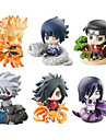 Naruto Hokage PVC 6cm Figures Anime Action Jouets modele Doll Toy