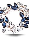 Dame Pentru cupluri Fete Altele Broșe Cristal bijuterii de lux Diamante Artificiale Cristal Austriac Bijuterii PentruNuntă Petrecere