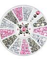 1pcs Nail Art Decoration strass Perles Maquillage cosmetique Nail Art Design