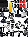 Accessoires pour GoPro,Insert Antibuee Caisson Camera Sportive Cadre Souple Etui de protection Monopied Trepied Sacs Vis Buoy Grande