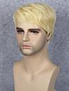 hommes droites courtes wiggolden couleur blond