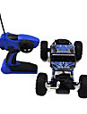 Buggy 1:18 RC voitures Bleu Pret Voiture telecommandee / Telecommande/Transmetteur / Chargeur de batterie / Batterie pour voiture
