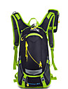 18 L Backpacker-ryggsäckar / Cykling Ryggsäck / Travel Duffel Camping / Klättring / Leisure Sports / Cykling / Löpning Utomhus Vattentät