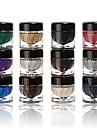 12 Palette de Fard a Paupieres Sec Fard a paupieres palette Creme Normal Maquillage Quotidien