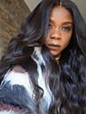 8a grad förkroppsligar vinkar obearbetat brasiliansk människohår peruker limfria spets front peruker jungfruligt hår för kvinnor
