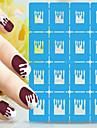 1pcs-Bijoux pour ongles-Doigt / Orteil- enBande dessinee / Adorable-13*7.5cm