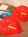 1 1 Gren Plast / Others Plantor / Others Bordsblomma Konstgjorda blommor