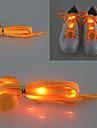 LED Light Up Nylon pour Lacets Others Bleu / Jaune / Vert / Rose / Rouge / Blanc / Marine