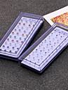 Cercei Stud Bijuterii Plastic Diamante Artificiale Bijuterii Pentru Zilnic Casual #