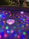 brelong condus cada cada pentru copii lumină fluorescentă baie colorate lumina piscina subacvatice (dc4.5)