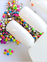 1000 Nail Art Decoration strass Perles Maquillage cosmetique Nail Art Design