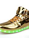 Damă Adidași Confortabili cizme slouch Pantofi Usori PU Primăvară Toamnă Casual Plimbare Confortabili cizme slouch Pantofi Usori Dantelă