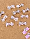 10pcs - Bijoux pour ongles - Doigt - en Adorable - 1