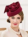Femei Lână Diadema-Nuntă Ocazie specială Informal Pălărioare Pălării/Căciuli 1 Bucată