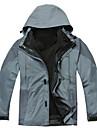 Vandring Skid-/snowboardjackor / Softshell-jackor HerrVattentät / Andningsfunktion / Håller värmen / Snabb tork / Vindtät / Ultraviolet