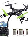 Drone SKRC Q16 4 Canaux 6 Axes 2.4G Avec Camera Quadri rotor RCEclairage LED Retour Automatique Mode Sans Tete Vol Rotatif De 360 Degres