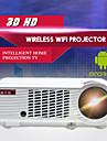 LED-33+02 WIFI LCD Videoprojecteur de Cinema FWVGA (854x480) 2000 LED 4:3 16:9 16:10