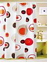 Neoclassique PEVA 180 * 180  -  Haute qualite Rideaux de douche