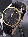 Bărbați pentru Doamne Unisex Ceas Sport Ceas Elegant Ceas La Modă Mecanism automat Calendar Mare Dial Piele Autentică Bandă Vintage Casual